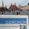 GÖRÜNÜM Moskova'daydı