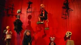 'Kukla tiyatrosu imitasyon değil simülasyondur'