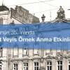 Sedat Veyis Örnek, ölüm yıldönümünde üniversitesinde anıldı