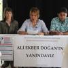 Belediye başkanını eleştirdi diye hapsi istenen Doğan'a üç kurumdan destek geldi
