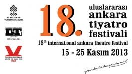 18. Uluslararası Ankara Tiyatro Festivali başlıyor