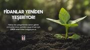 Futbol kulüplerinden Hatay için fidan bağışı kampanyası