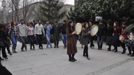 Cebeci'de Dünya Emekçi Kadınlar Günü kutlamaları erken başladı