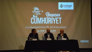 Gazetecileri ağırlayan Cumhuriyet Konferansları sona erdi
