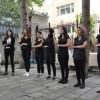 """Kadın Platformunun düzenlediği """"İşaret Dili"""" kursu sona erdi"""