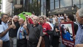 Fikret Otyam'ın cenazesi Ankara'ya getirildi
