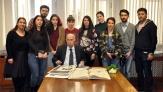 Dil Derneği Emin Özdemir Ödülü'nün bu yılki sahibi Yaşar Aksoy oldu