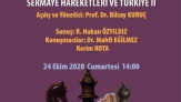 Planlama Grubu konferansları sürüyor: Sermaye Hareketleri ve Türkiye 2