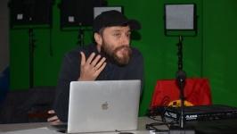 """Yönetmen Ersin: """"Yakında sanal gerçeklik tamamen normalleşecek"""""""