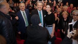 """""""Kapı"""" özel gösterimle Ankara seyircisiyle buluştu"""