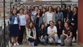 SesSensin Video Aktivizmi Atölyesi STK'larla buluştu