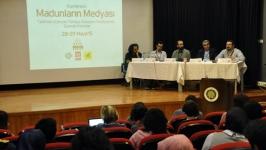 Madunların Medyası Konferansı'nda üçüncü oturum yapıldı