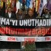Soma Katliamı ikinci yıl dönümünde Ankara'da protesto edildi