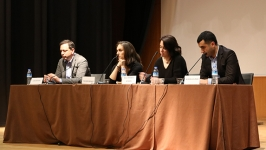 """ÇSM'de """"Türkiye ve Ortadoğu'da Gazeteci Olmak"""" konuşuldu"""