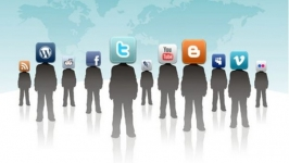 Türkiye internete sosyal medya için giriyor