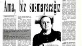 Özlemle anıyoruz… Arşivimizdeki Mumcu: 32 yıl önceki söyleşisi, suikast haberi ve BYYO'luların onun için söyledikleri