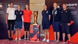 Avrupa Kadınlar Voleybol Şampiyonası Başkent'te başlıyor