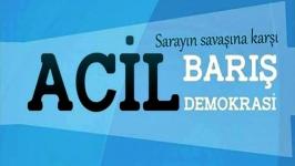 Ankara'da Barış Haftası başlıyor