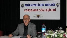 """Akçam: """"Köy Enstitüleri yarım kalmış bir Rönesans'tır"""""""