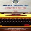 AÜ Edebiyat Ödüllerine başvurular başladı