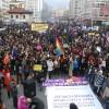 """Ankara'da binlerce kadın """"İnadına Özgürlük"""" dedi"""