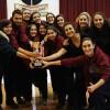 Ankara Üniversitesi Kadın Basketbol Takımı 1'inci Lige yükseldi