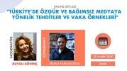 """Gazeteci yargılamalarını takip eden Tartantoğlu: """"Habere ve eleştiriye herkesin ihtiyacı var"""""""