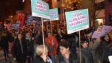 Ankaralı kadınlar 25 Kasım'da meydanlardaydı