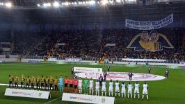 MKE Ankaragücü evinde Bursaspor'la golsüz berabere kaldı