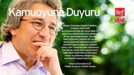 İLEF'ten Can Dündar'a destek kararı çıktı