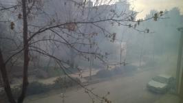 Cebeci Kampüsü Polis Saldırısı Altında