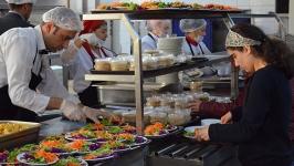 Yemekhanelerde fişle yemek dönemi sona erdi