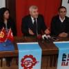 Tuncay Özkan ÇGD'ye teşekkür ziyaretinde bulundu