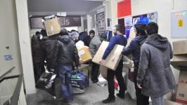 İLEF ve SBF öğrencileri Van yolcusu