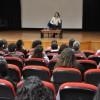 Genç senarist deneyimlerini İLEF'lilerle paylaştı