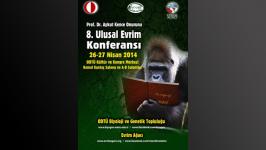 8. Ulusal Evrim Konferansı'na kayıtlar başladı