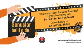 İLEF FA öğrencileri kısa film yarışmasından ödülle döndü