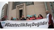 """""""Basın Özgürlüğü Günü""""nde gündem yine yasaklar ve cezalar"""