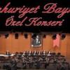 Cumhuriyet Bayramı Özel Konseri dinleyiciyle buluştu
