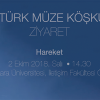 İLEFANKARA Atatürk Müze Köşkü'ne gidiyor