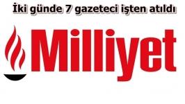 Milliyet'te gazeteci kıyımı