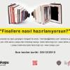 İLEFOTO'dan fotokitap hediyeli yarışma