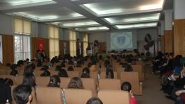 Hukuk Fakültesi'nde kadına yönelik şiddet konferansı