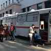 Cebeci'de kan bağışı
