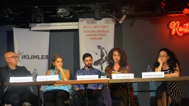 17.Uluslararası Ankara Öykü Günlerinin son söyleşisi yapıldı