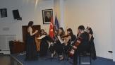 Mülkiye'nin 160'ıncı yılına özel konser verildi