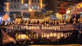 Kadınlar Sakarya Caddesi'ni doldurdu: Patriyarkanın belasıyız, feminist isyandayız