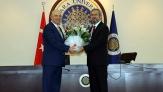 Ankara Üniversitesi (A.Ü.)'nin yeni rektörü Prof. Dr. Necdet Ünüvar oldu.