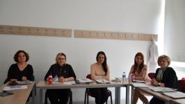 İLEF'liler halkla ilişkiler projesi sundu