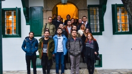 Bu kütüphanenin amacı Ankara'yı belgelemek